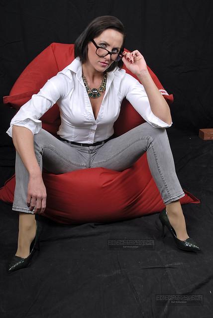 Lin van Berg VS Pretty Woman