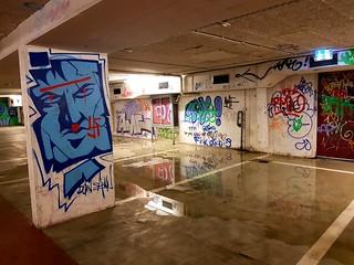 Graffiti Michelstadt...