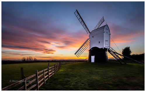 wrawby lincolnshire panasonicleica88 olympusem1mk2 postmill windmill microfourthirds landscape sunset