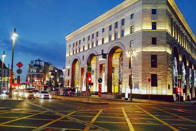 Central Children's Store on Lubyanka