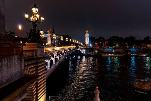Paris night lights... | by .: mike | MKvip Beauty :.