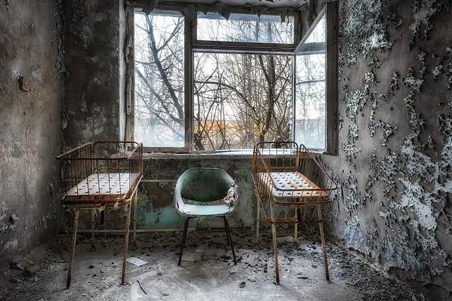 Frozen Time @ Pripyat Hospital 126