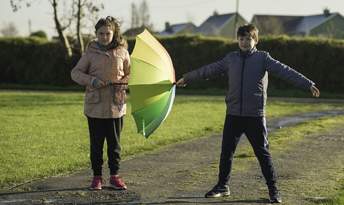 """""""Give me that Umbrella"""""""