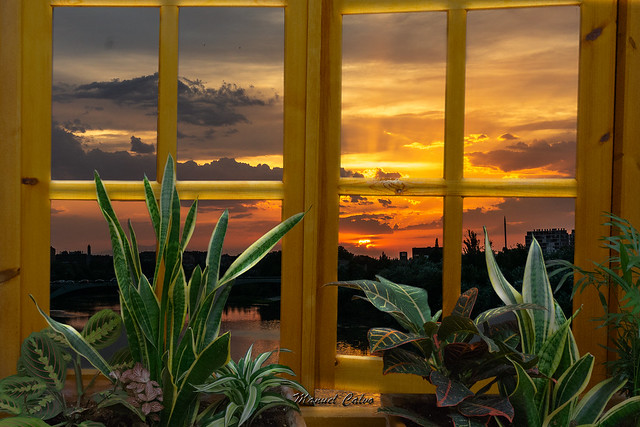 Tras la ventana 02 -Montaje