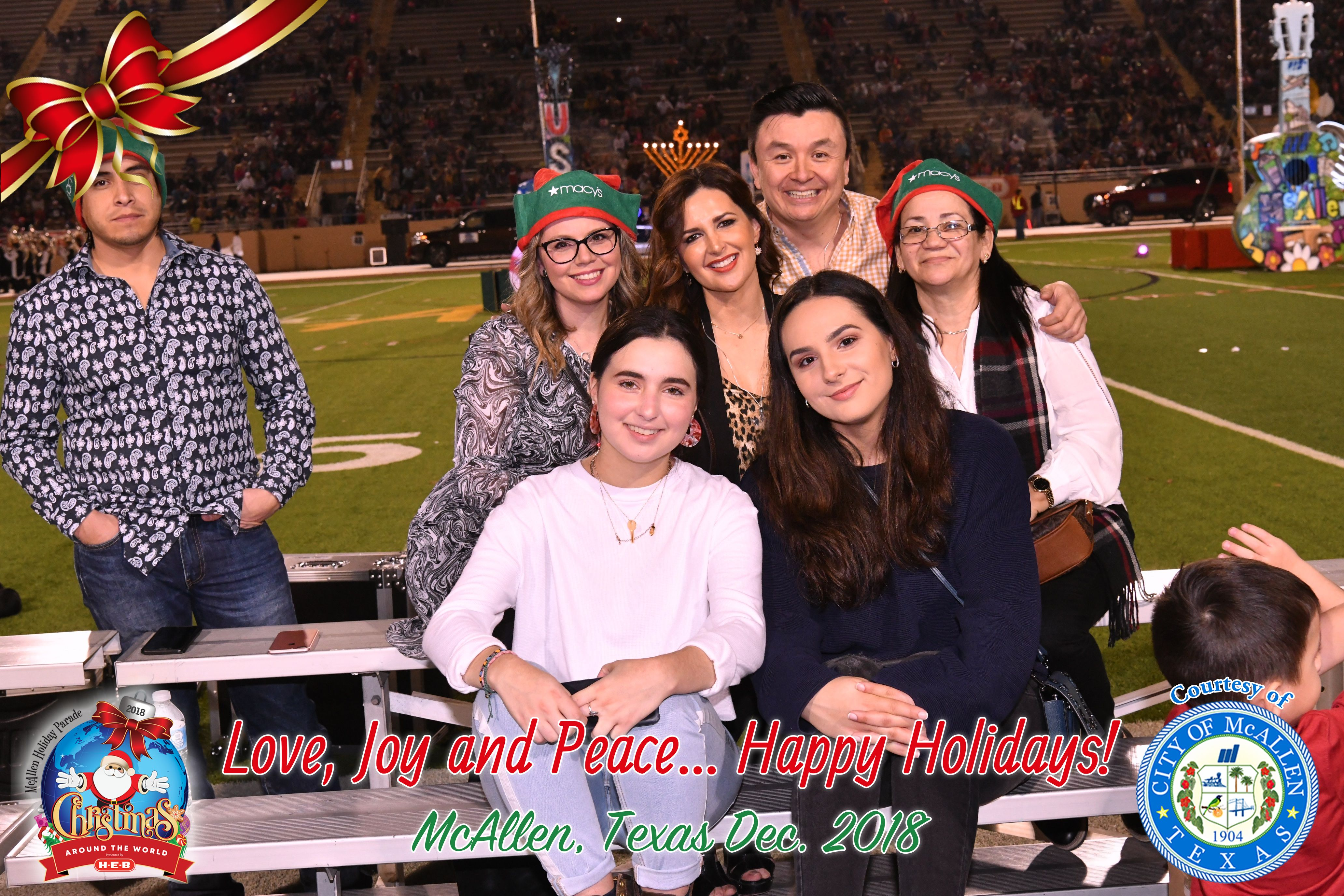 McAllen Holiday Parade 2018 — Part 4