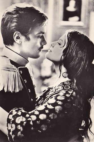 Alain Delon and Claudia Cardinale in Il Gattopardo (1963)