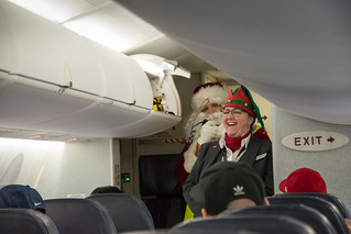 Canuck Place Santa Flight | by miss604