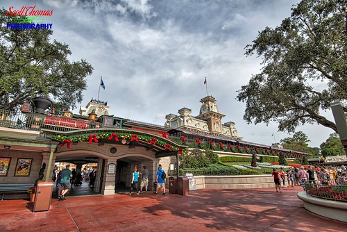Disney Train | by Scott Thomas Photography