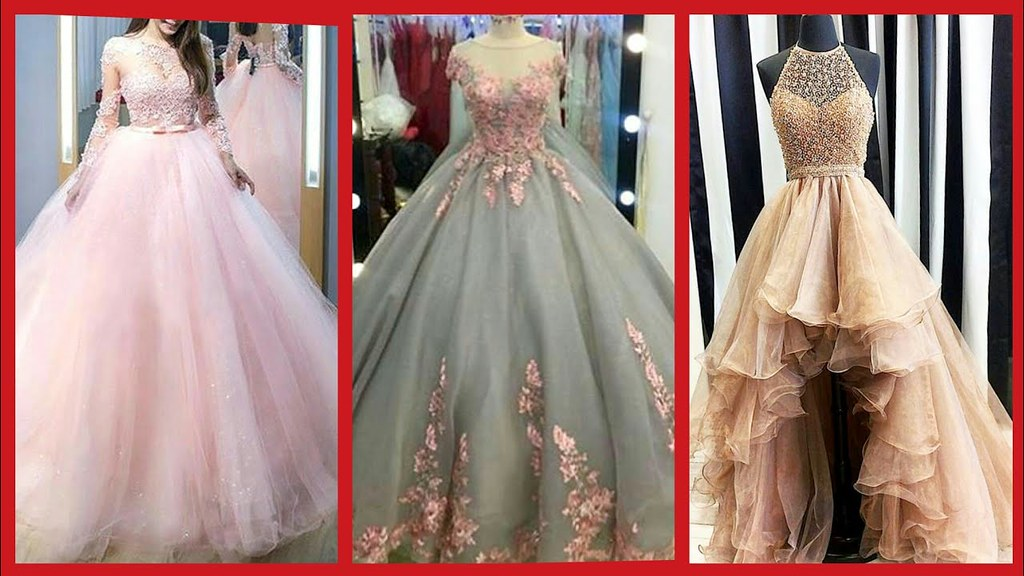 Top Stylish Party Wear Designer Dress Design Collection Fo