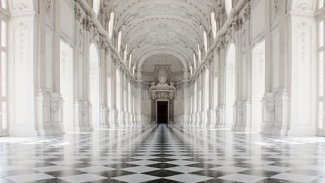 Reggia di Venaria - Piedmont