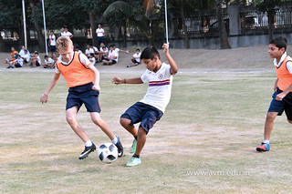Inter House Football Competition 2018-19 4 (18) | by Atmiya Vidya Mandir