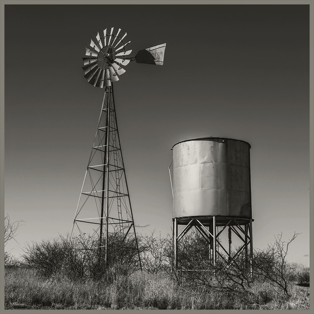 Empire Ranch #10 2019; Relics of the Past