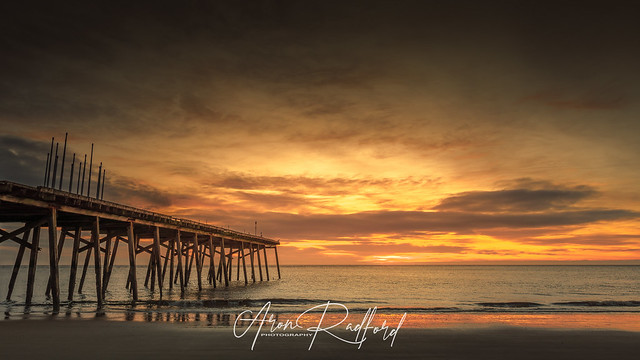 Claremont Pier Sunrise