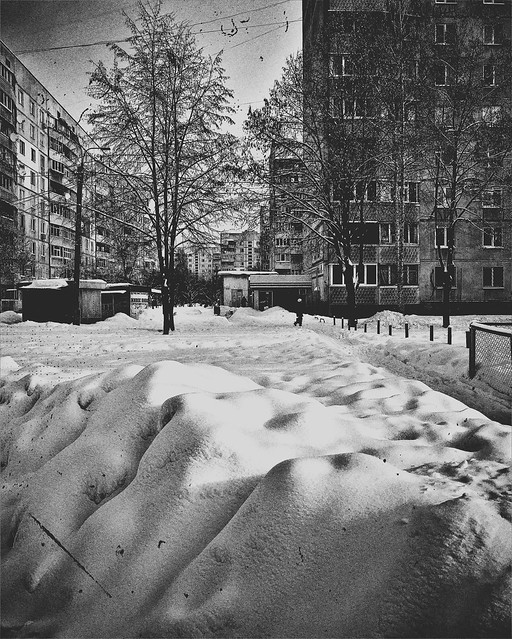 ***winter path***❄️