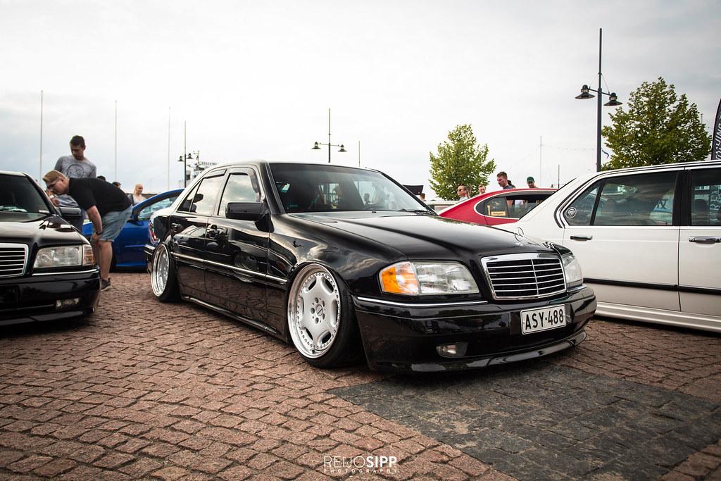 14+ Mercedes Benz W202 Wallpaper Gif