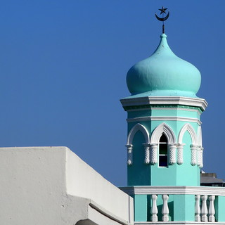 Turquoise Mosque Cape Town | by __ PeterCH51 __