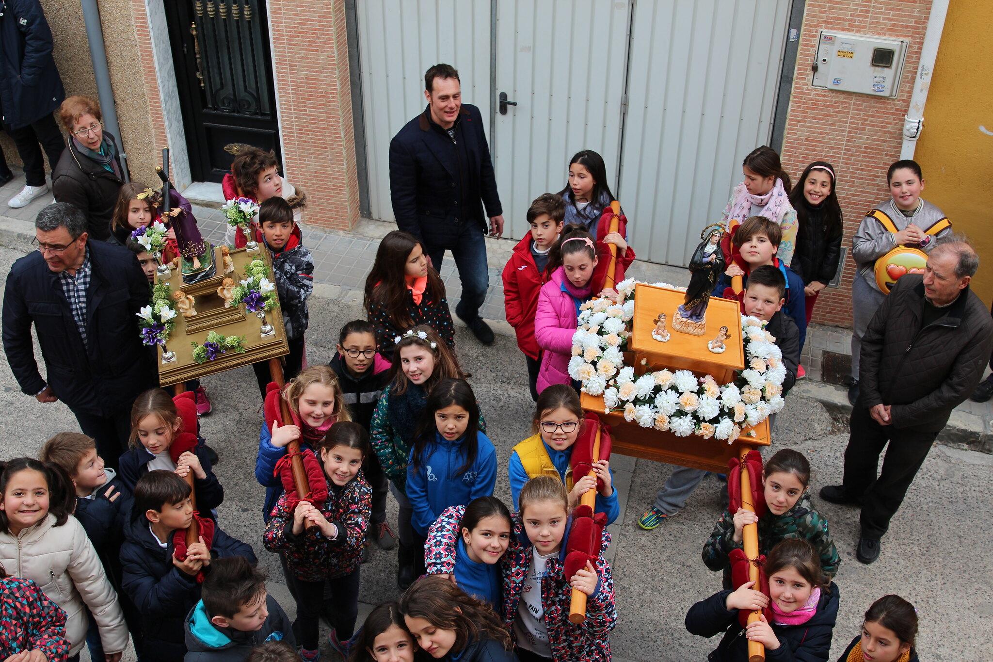 (2018-03-23) II Vía Crucis Infantil (Antonio José Verdú Navarro) (51)