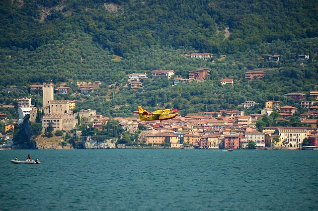 Italy - Canadair CL-415