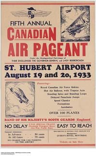 5th Annual Canadian Air Pageant, St. Hubert, Quebec / 5e édition annuelle du Canadian Air Pageant [spectacle aérien], Saint-Hubert (Québec)