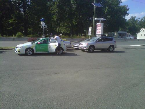 newjersey nj gasstation streetview scotchplains googlestreetviewcameracar