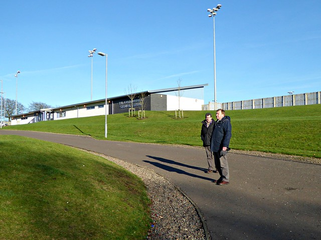 John Cumming Stadium, Carluke