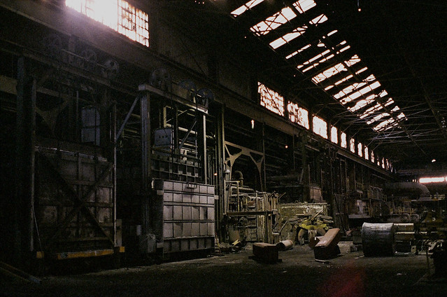 the forge furnaces