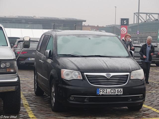 Lancia Voyager