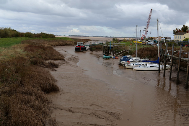 Creek at Barrow Haven