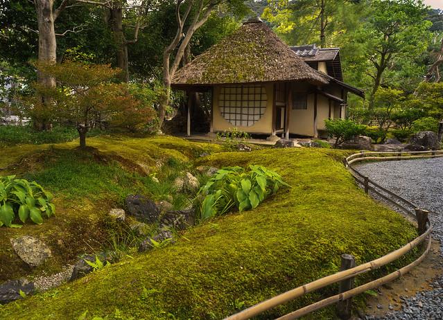 The Kodai-ji tea house