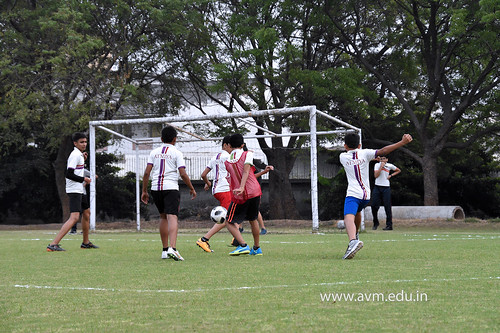 Inter House Football Competition 2018-19 3 (12) | by Atmiya Vidya Mandir