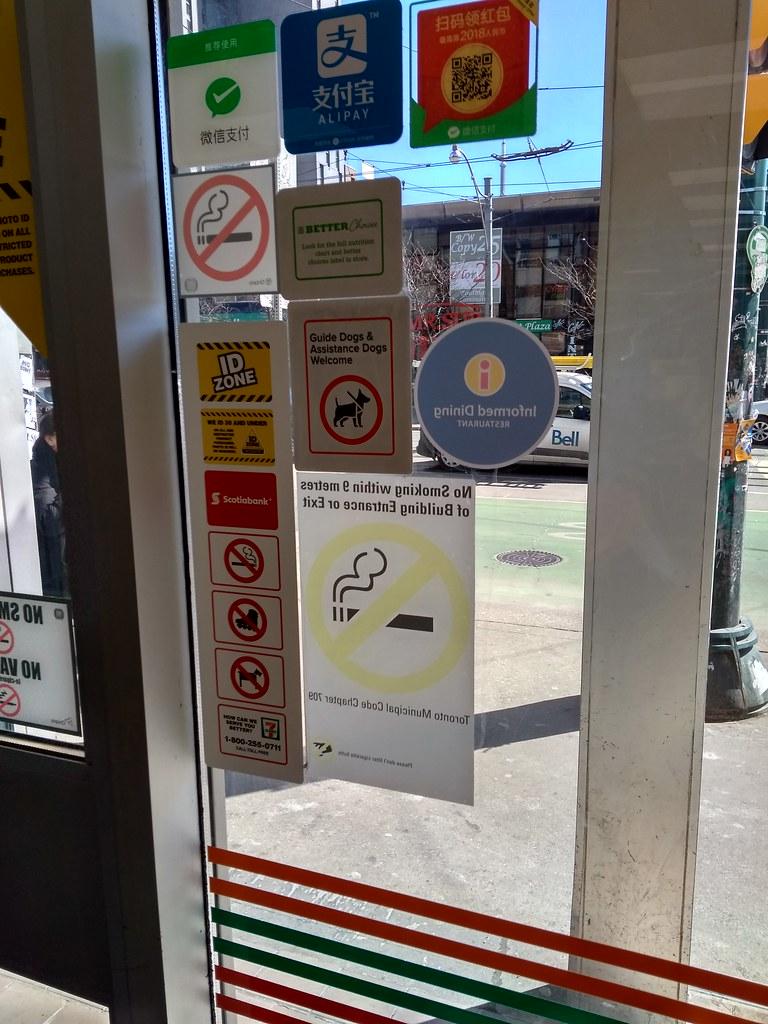 7-Eleven in Toronto