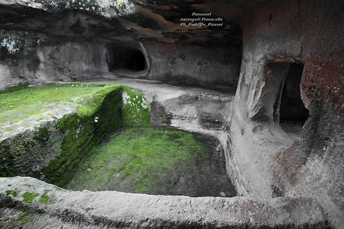 Necropoli acqua salida o pranu efis Pimentel (Ca)