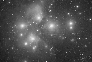 M45 - The Pleiades | by Alejandro Pertuz
