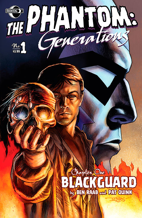 the phantom: generations 01