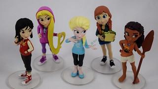 Comfy Princesses Mulan NEW!! Funko Rock Candy