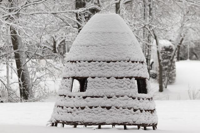 Wicker Hut