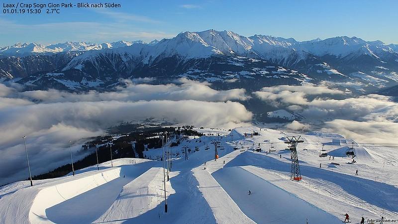 Snowboarder Anlagen