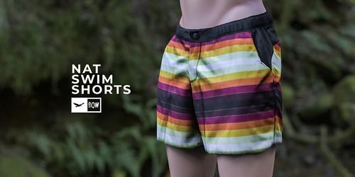 flow . Nat Swim Shorts