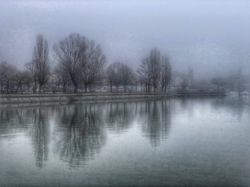 Lake in Winter | by Marco Di Battista