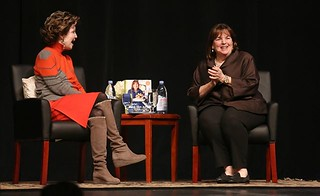 """A hearty thanks goes out to legendary culinary icon and Barefoot Contessa @inagarten for whetting our appetites and celebrating her newest cookbook """"Cook Like a Pro"""" with us at Arts & Letters Live last night! #InaGarten #BarefootContessa #ArtsandLettersLi   by Dallas Museum of Art"""