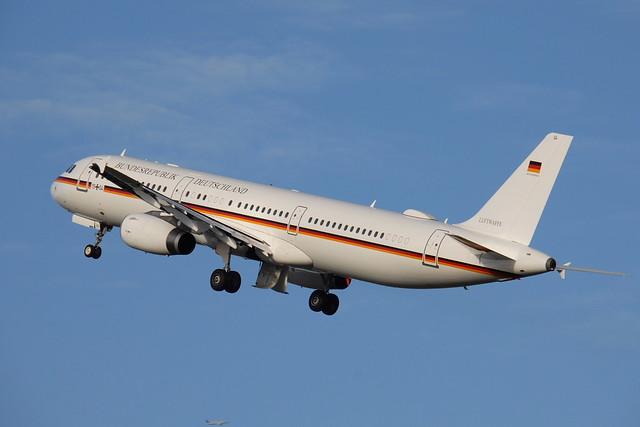 15+04 A321-231 German Air Force