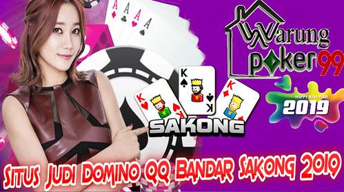 Situs Judi Domino QQ Bandar Sakong 2019 | BANDAR KARTU