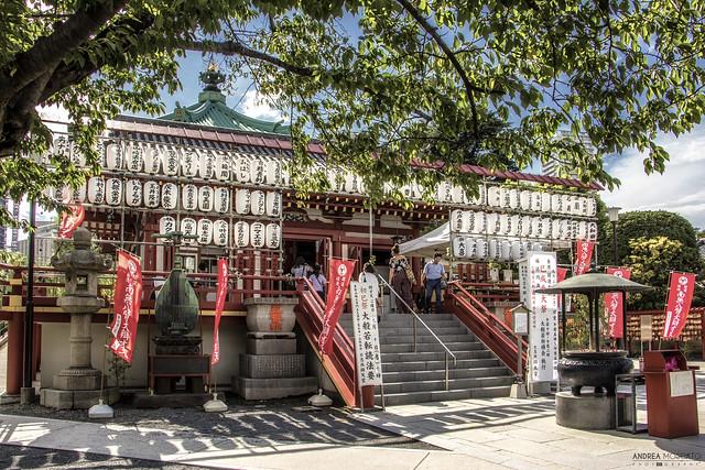 Shinobazunoike Bentendo Temple, Ueno - Tokyo (Japan)