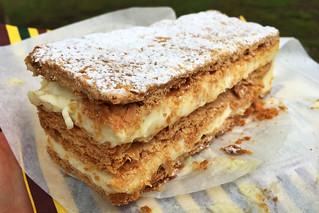 Vanilla slice, Drummoyne Bakehouse | by dmmaus