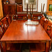 Solid wood kitchen table and chairs E270