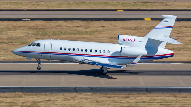 N717LA Dassault Falcon 900EX