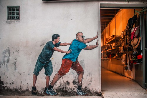 Street Art in Penang | by TheViewDeck