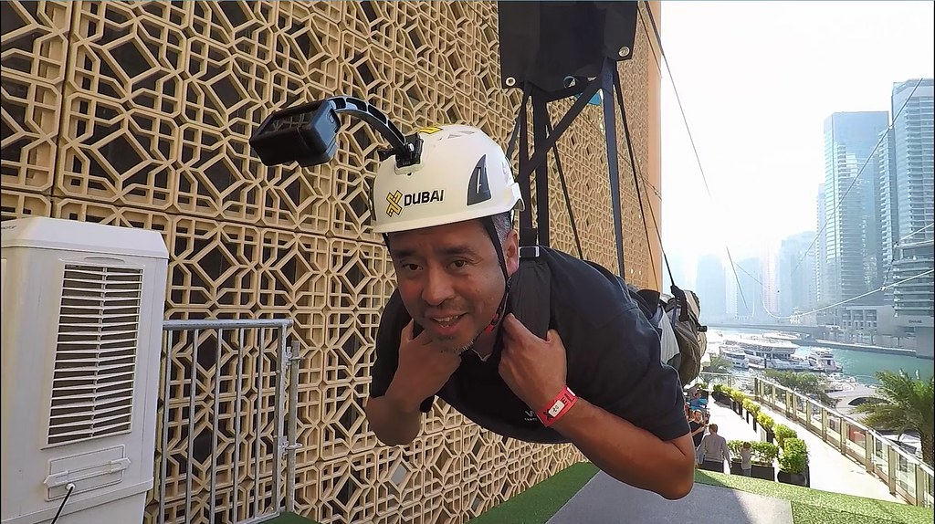 Dubai Zipline 21 Ed Linares Flickr