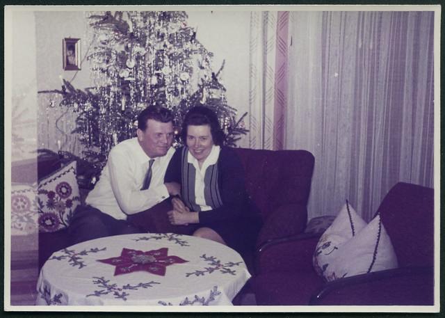 Archiv R605 Weihnachtsfest, 1960er