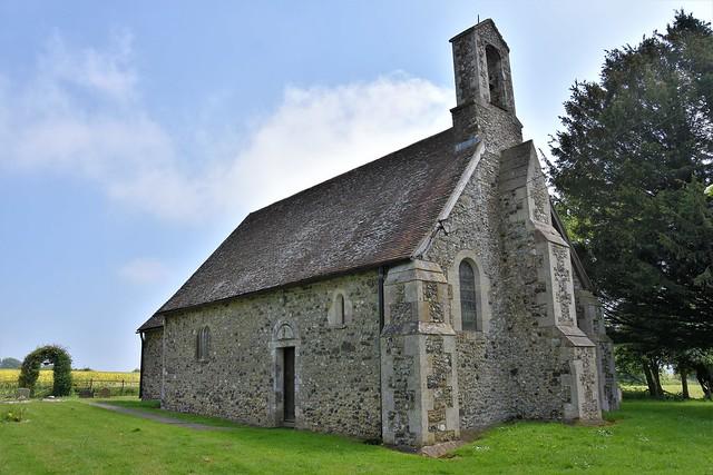 The little church.